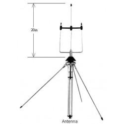 Antenna esterna per Basi Senao 358 Plus / Skype