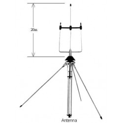 Antenna esterna per Basi Senao 356 Plus